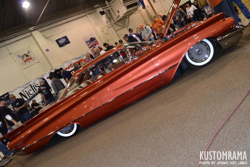 1960 Buick LeSabre - John Burke Gnrs2014
