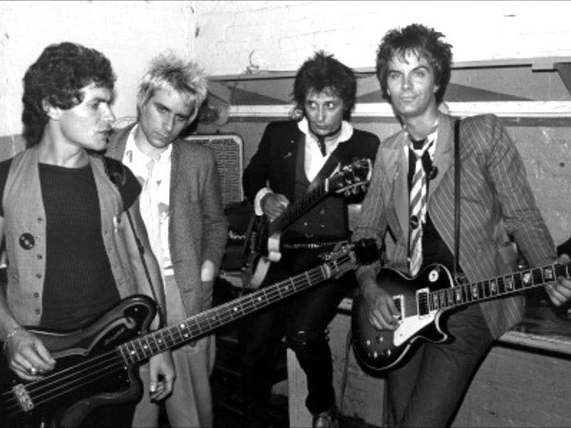 Sex Pistols - Malcolm McLarren, Rock'n'roll to punk - Teddy boys and Punk Rockers Maxres10