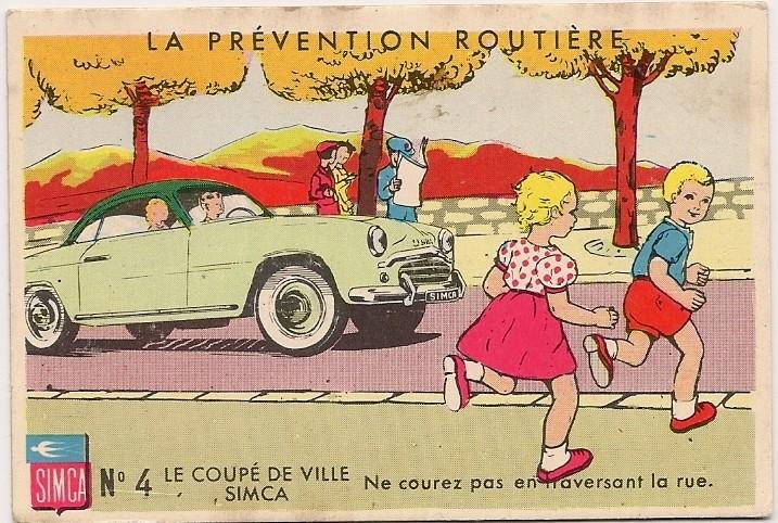 La Prévention Routière - par SIMCA  Ob_28010