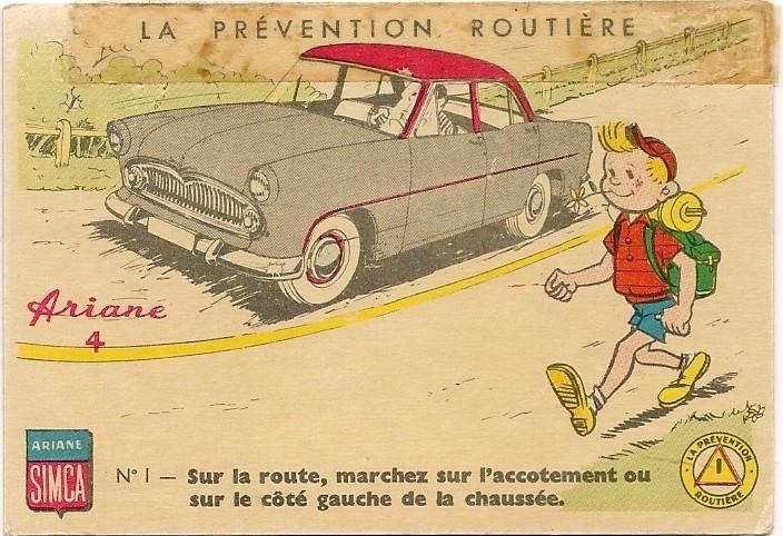 La Prévention Routière - par SIMCA  Ob_5e110