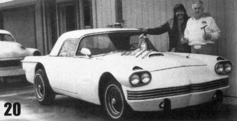 1955 Ford Thunderbird - Candy Bird - Joe Castro -  Joe Bailon P6280010
