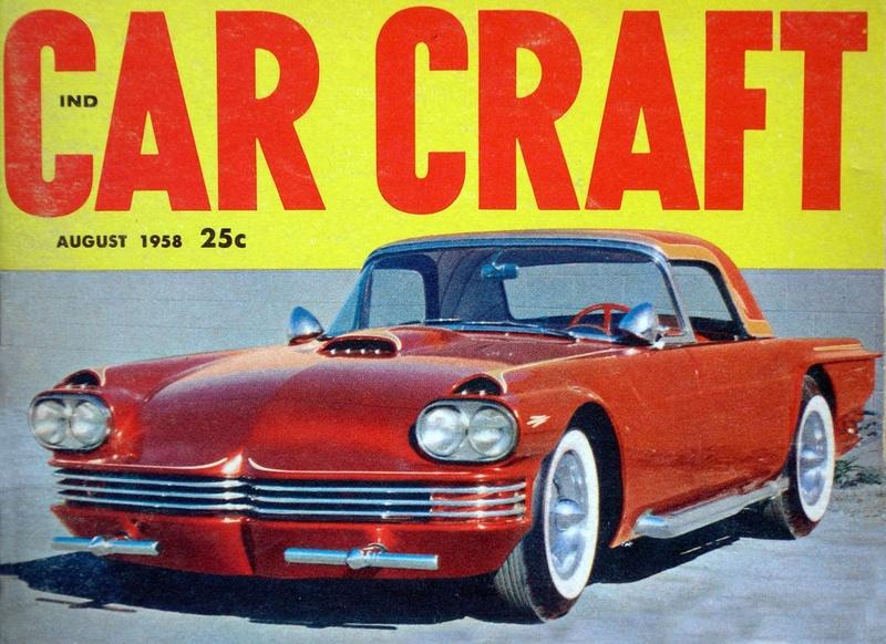1955 Ford Thunderbird - Candy Bird - Joe Castro -  Joe Bailon P9090010