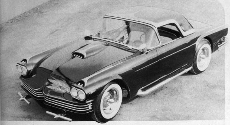 1955 Ford Thunderbird - Candy Bird - Joe Castro -  Joe Bailon P9090011