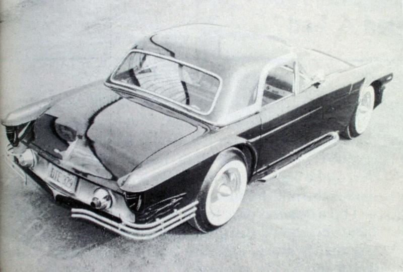 1955 Ford Thunderbird - Candy Bird - Joe Castro -  Joe Bailon P9090013