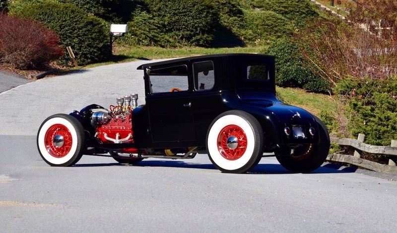 Ford T hot rod (1908 - 1927) - T rod - Page 7 S-l16017