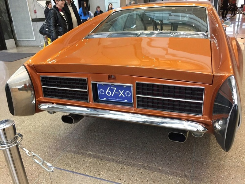 Esso 67-X - George Barris The-on10