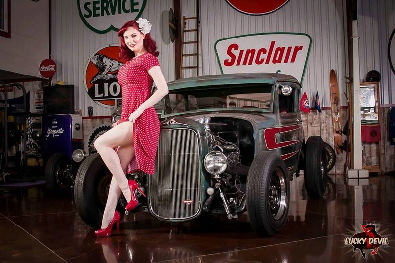 Hot Rod Pinup  - Page 9 26230510