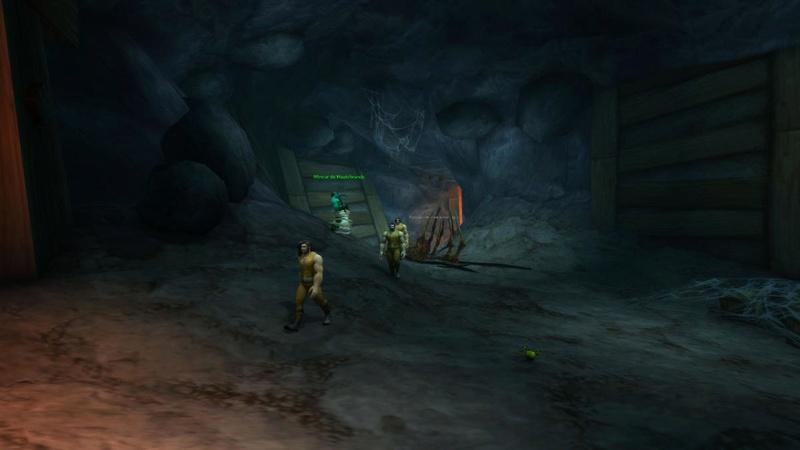 [08.05.38] Récolte de minerais dans la mine de Veine-de-Malachite Wowsc285