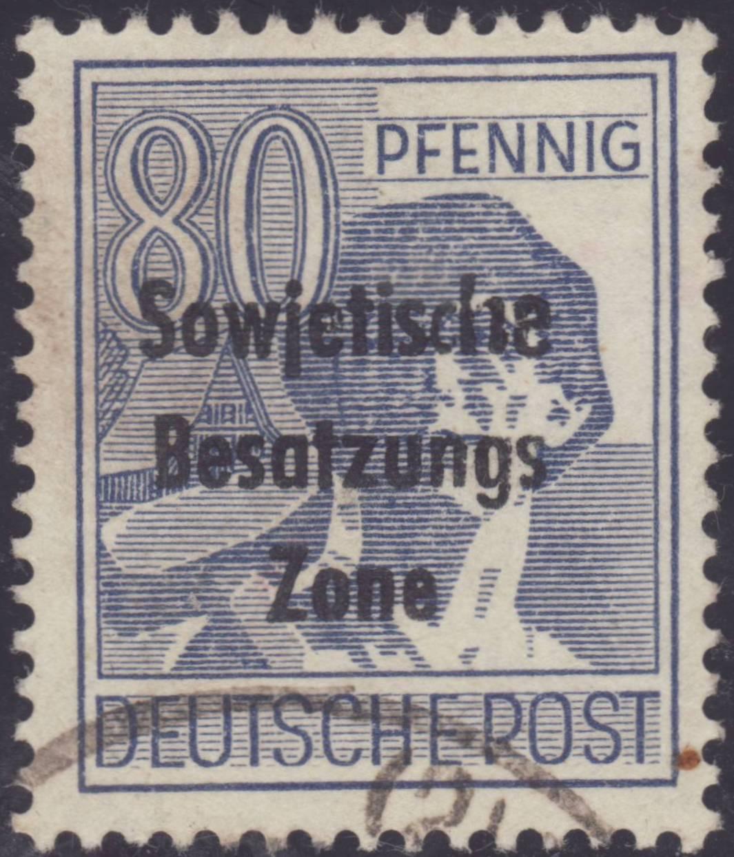 Allgemeine Ausgaben der Sowjetischen Besatzungszone - Seite 4 196v10