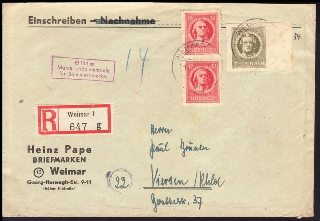 Thüringen (OPD Erfurt) -Sowjetische Besatzungszone- - Seite 3 97iii10