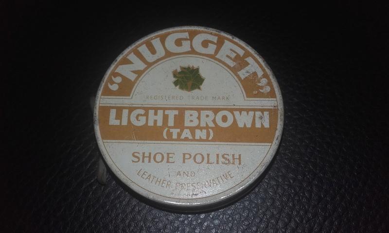 Boîte graisse chaussure ww2? 15107713