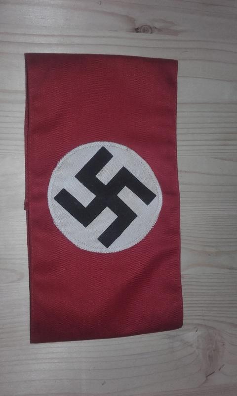 Brassard nazi  15116913
