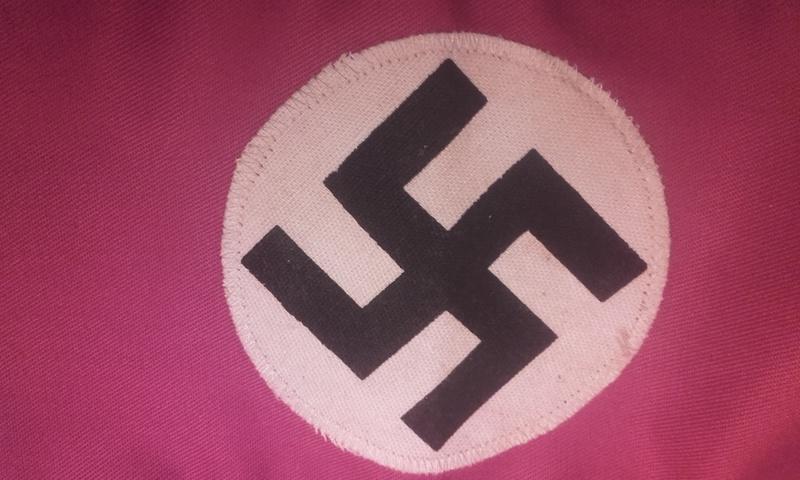 Brassard nazi  15116914