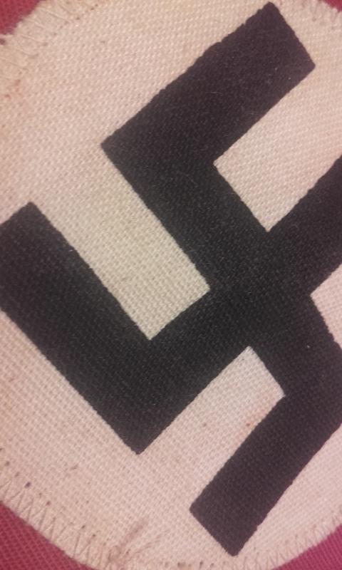 Brassard nazi  15116915