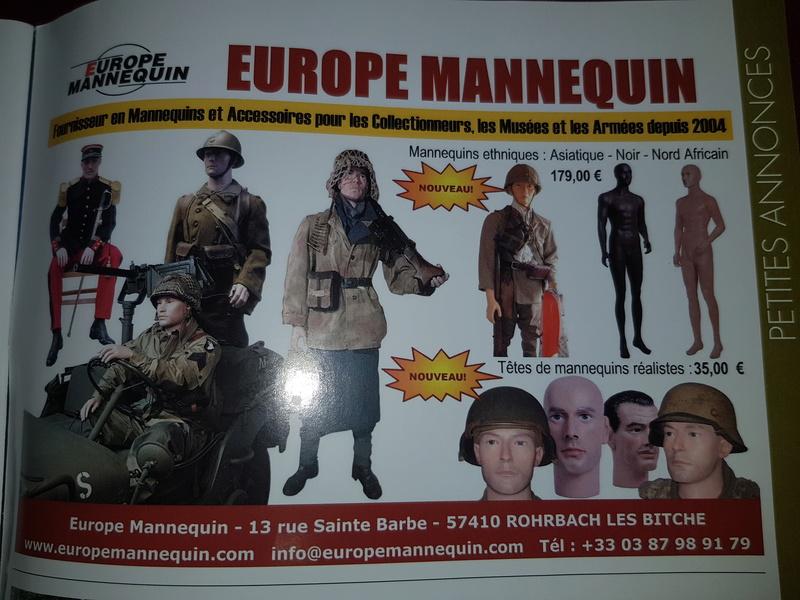 Europe Mannequin  15152410