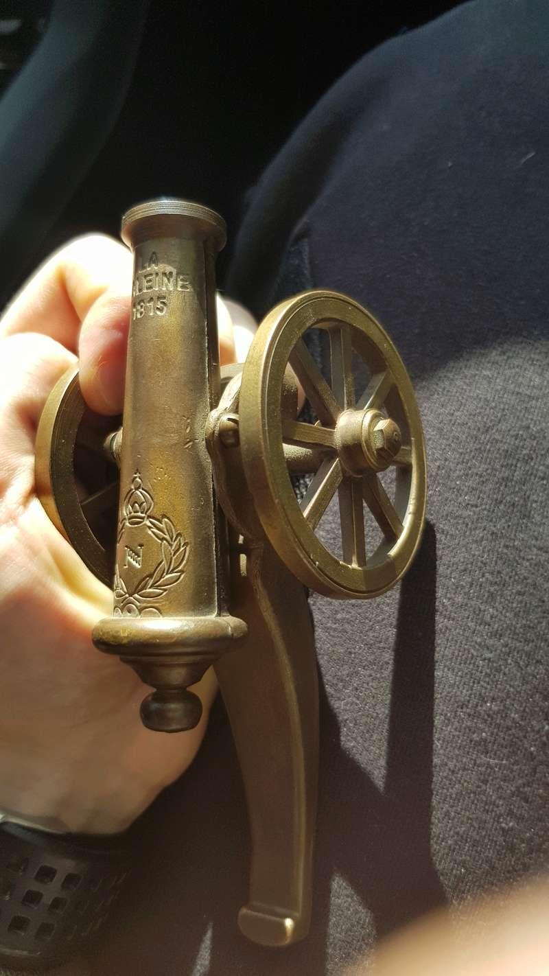 """Canon """"La baleine 1815"""" 15249813"""