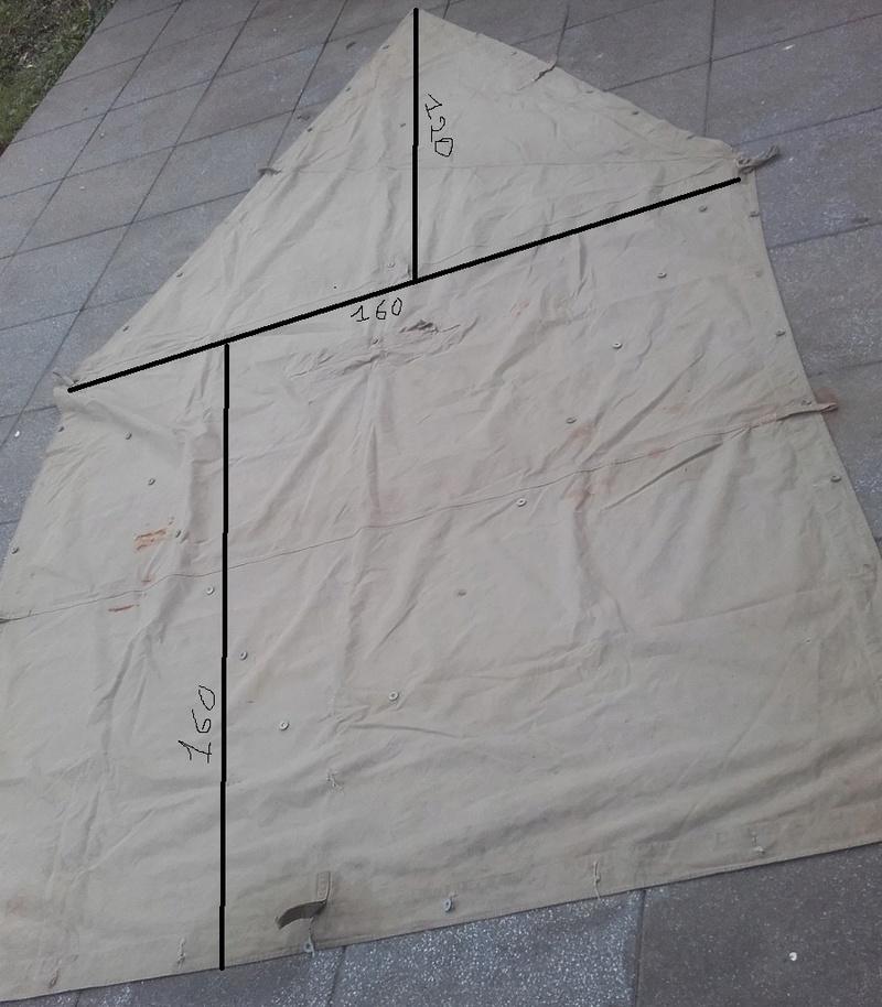 Toile de tente 20171043