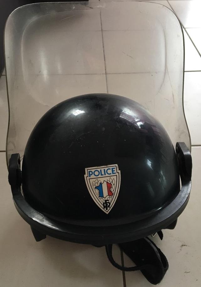 Casque F1 police ? 8722c810