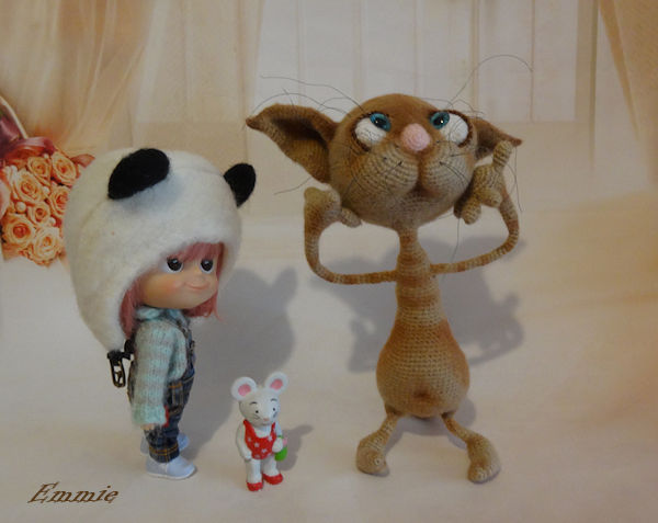 Dobby the Cat  1127