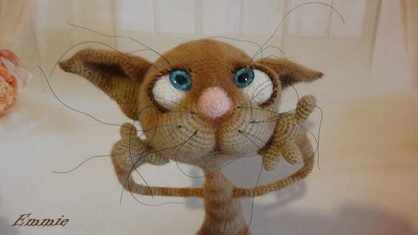Dobby the Cat  1225
