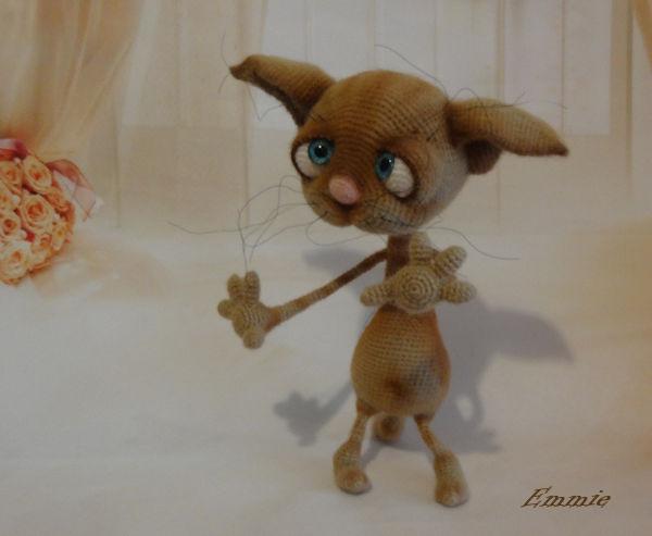 Dobby the Cat  456