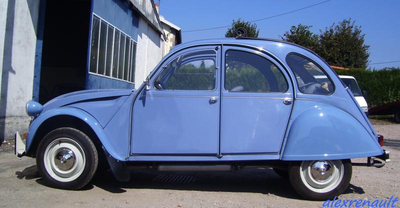 """Citroën 2CV (""""les voitures que j'ai conduites"""") 103_3910"""