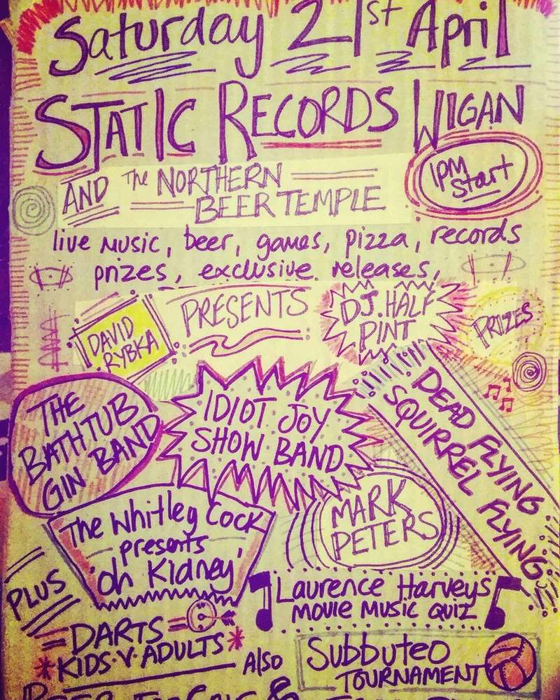 Record Store Day - Sat 21st April 57460310