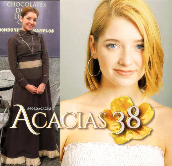 Incorporaciones y nuevos personajes de Acacias - Página 6 Screen35
