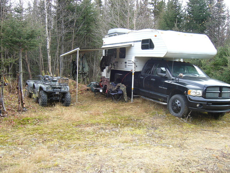 Vtt pour la chasse et un peu de trail P1050411