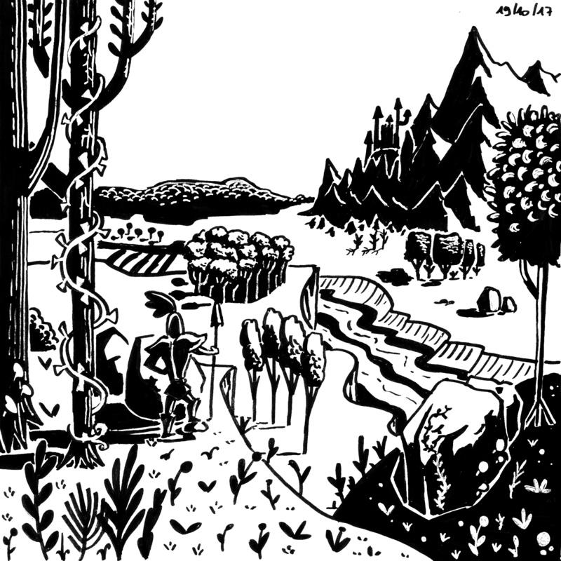 Galerie de Chevalier - Page 2 Inktob19