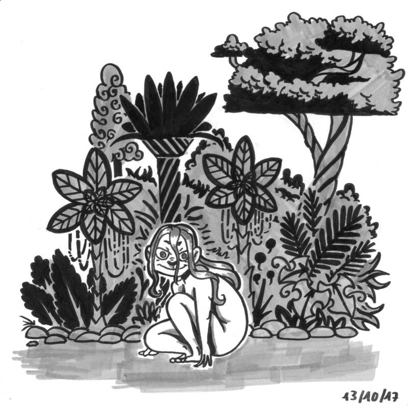[defis] Inktober 2017 - Page 3 Inktob40