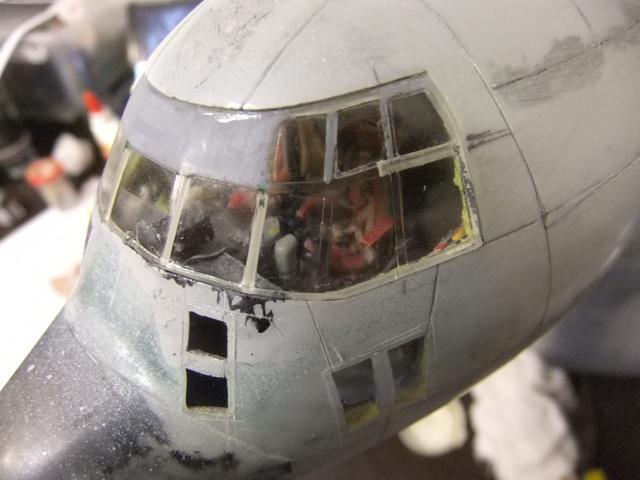 2 x C-130 HERCULE au 1/48ieme ! - Page 4 Dscf1342