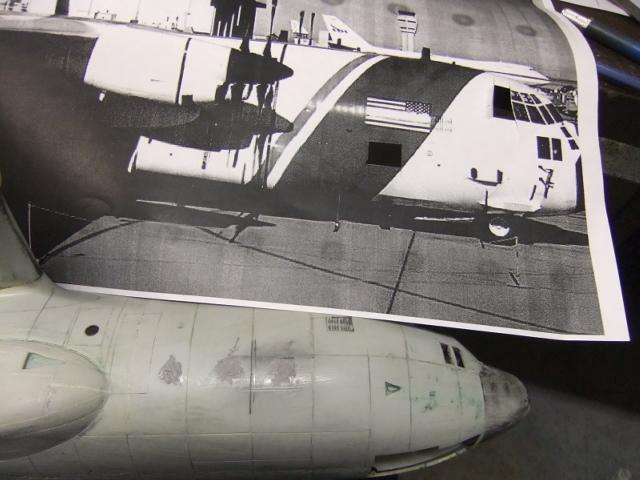 2 x C-130 HERCULE au 1/48ieme ! - Page 4 Dscf1345