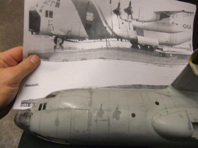 2 x C-130 HERCULE au 1/48ieme ! - Page 4 Dscf1347