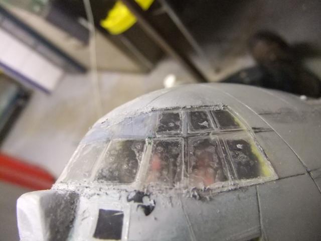 2 x C-130 HERCULE au 1/48ieme ! - Page 4 Dscf1528