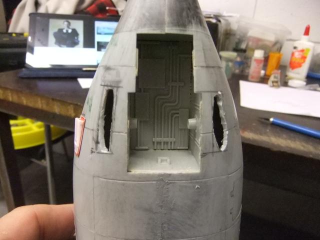 2 x C-130 HERCULE au 1/48ieme ! - Page 4 Dscf1568
