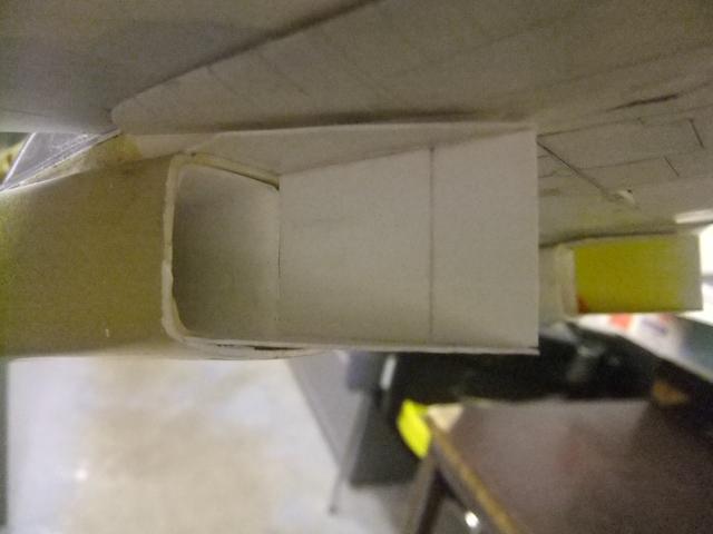 Le ROCKWELL B-1A 'PROTOTYPE ' de REVELL avec quelque modification ! - Page 12 Dscf7149