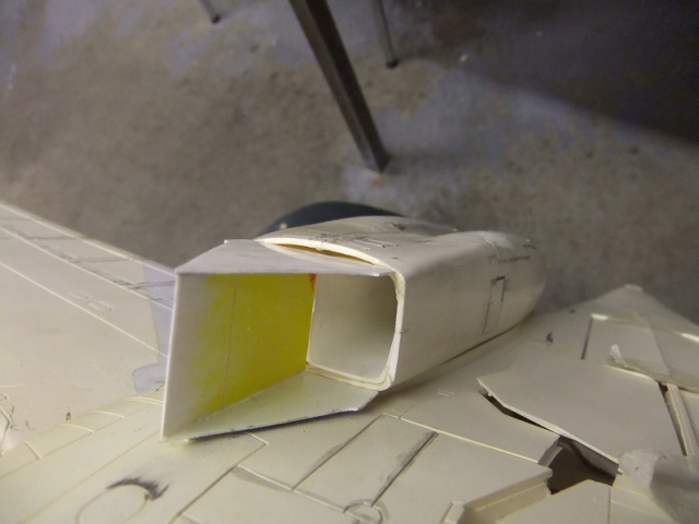 Le ROCKWELL B-1A 'PROTOTYPE ' de REVELL avec quelque modification ! - Page 12 Dscf7150