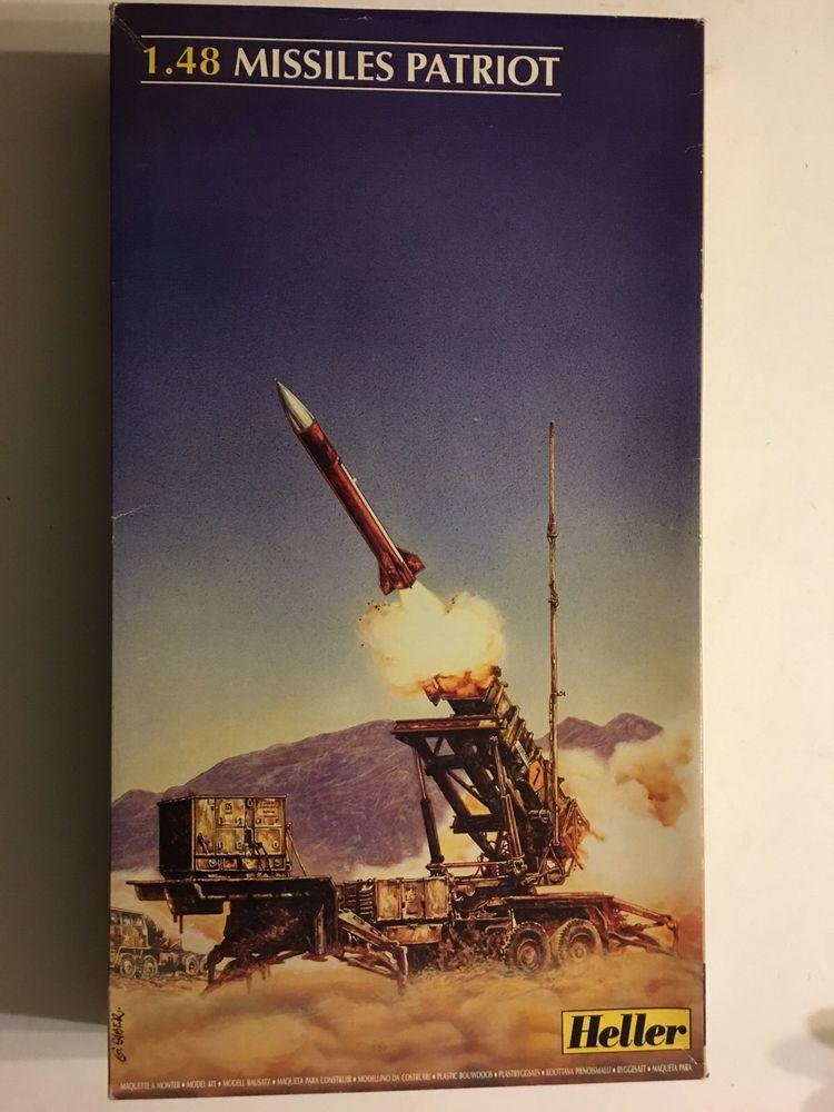 Pas-à-pas : Northrop Hawk missile [Revell Classics 1/32] S-l10010