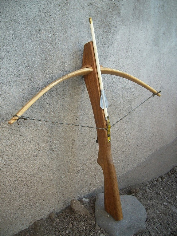 Crossbow for a 8 year old kid Dsci0010