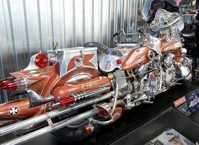 Motos , bizarres , excentriques ou barrées... Harley10