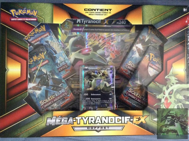 Vos derniers achats de jeux vidéo, accessoires, goodies, etc...  Tyrano11