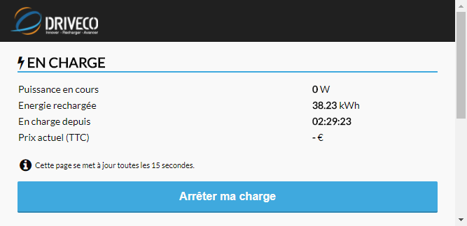 Charge lentement sur 22 kW - Page 3 Charge11