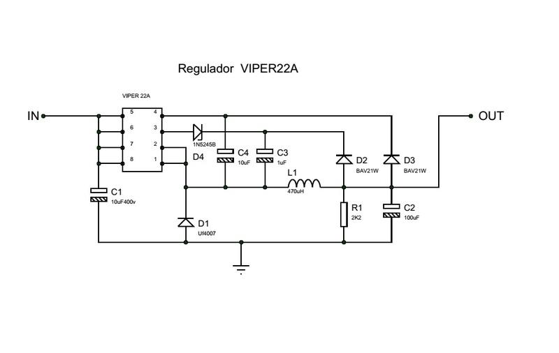 Regualdor  VIPER 22A  Regula10