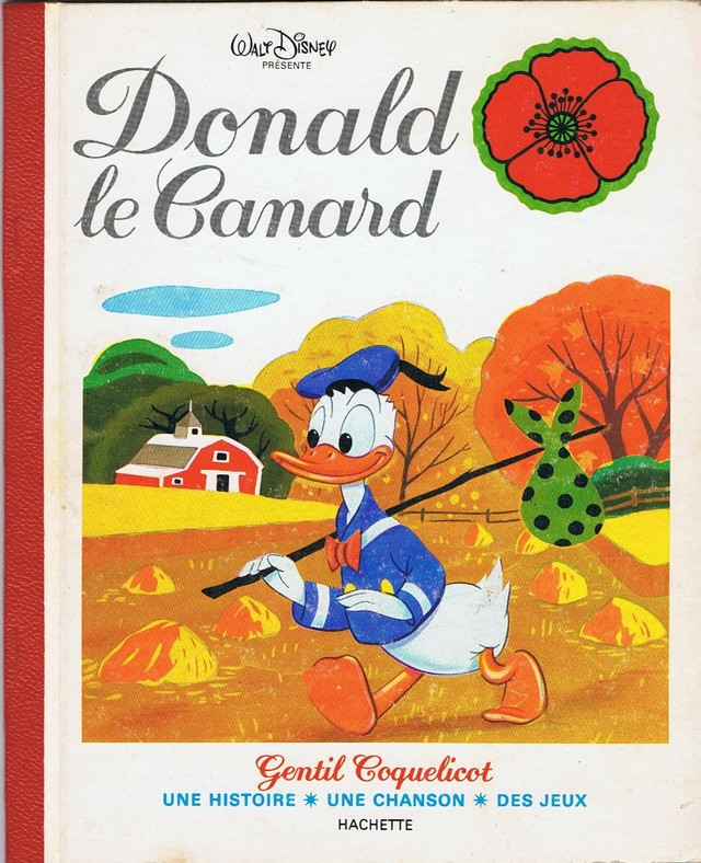 Collection Gentil Coquelicot Donald11