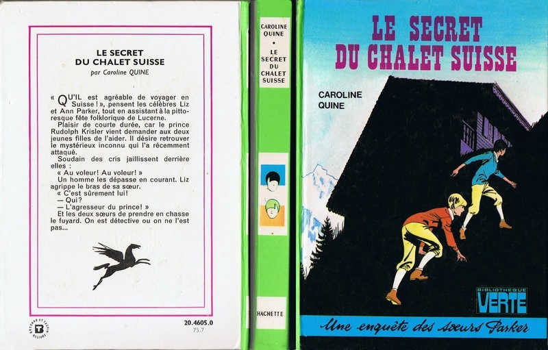 Recherches sur les anciennes éditions des Soeurs Parker (Titres 1 à 15) Les_so11