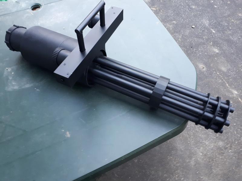 Mon minigun M134.lafauchcheuse 20180317