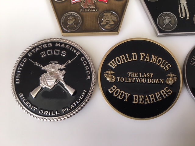 Marine Barracks 8th & I Challenge Coins Img_5020