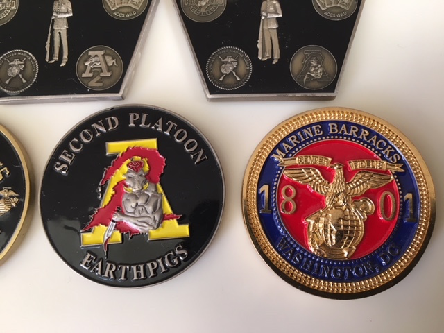 Marine Barracks 8th & I Challenge Coins Img_5021
