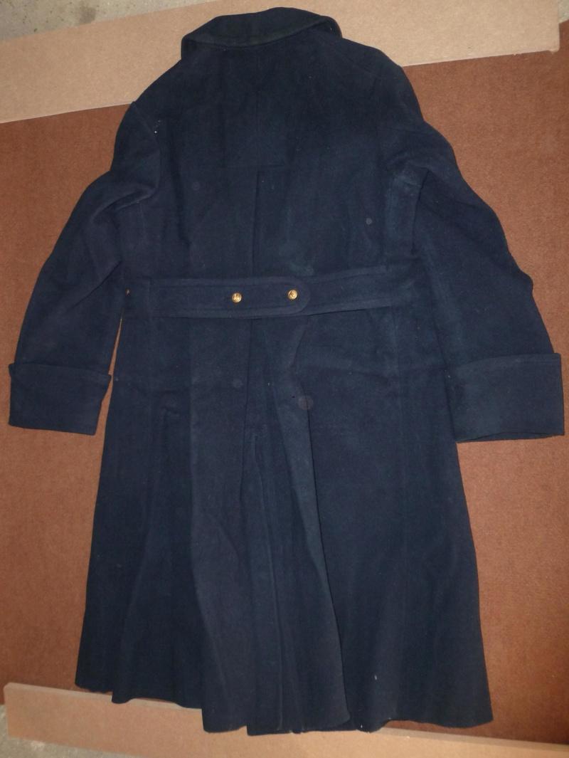Manteau de pilote aviateur 1920/1930 MAR4 -ESC - A CLOTURER P1120332